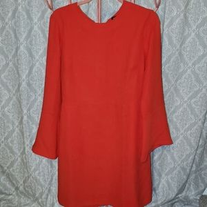 BR red dress size 10